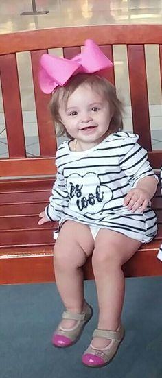Ivyleigh 14 months old