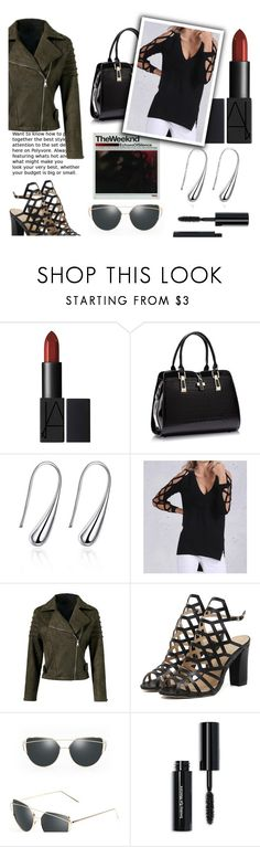 """STREET STYLE ICON//39"" by tamsy13 ❤ liked on Polyvore featuring Bobbi Brown Cosmetics and vintage"