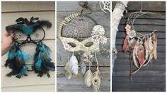 Resultado de imagen para como hacer un atrapasueños en forma de corazon Diy And Crafts, Arts And Crafts, Dream Live, Dream Catcher, Crochet, Gifts, Home Decor, Ideas Para, Gift Ideas