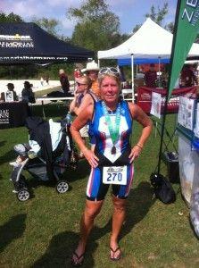 Celebrating National Nurses' Week: An Interview with Triathlon Champion FCER Nurse Patti Bates!