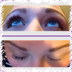 3D fiber lash mascara obvs a fave of mine cos I pick my lashes out this gives them me back lol