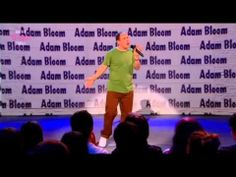 Adam Bloom on Russell Howard's Good News - YouTube