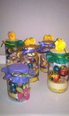 Easter goodies i sent to our nieces and nephews using 8 inch cake my easter gifts for nieces nephews negle Choice Image