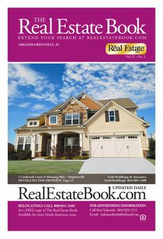 Cover art Real Estate Book Upstate.