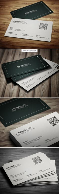 Creative Business Cards Design-2  #businesscards #modernbusinesscards…