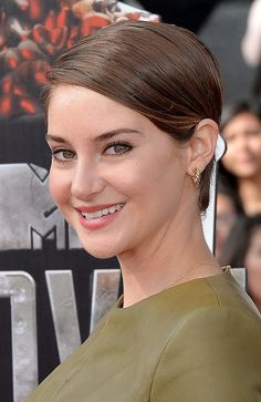 The Best Beauty Looks Stealing the Show at the 2014 MTV Movie Awards- Shailene Woodley