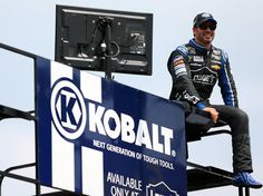 Jimmie Johnson - Atlanta Motor Speedway: Day 1