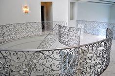 ELEGANT IRON STUDIOS Interior Railings, Stair Railing Design, Studios, Iron, Elegant, Wall, Architecture, Classy, Walls