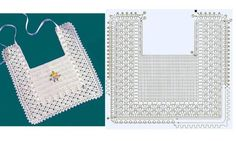 Baby bibs and free charts!
