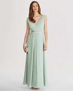 """Coast """"Beata"""" mint dress for mothers of the bride"""