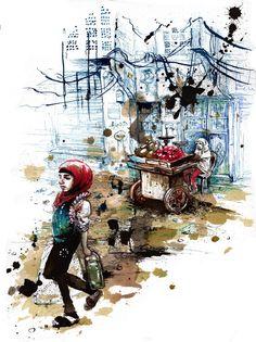 molly-crabapple-syria-girls007.jpg 1,077×1,440 pixels
