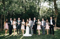 Bridal Party Photos at Smithview Pavilion | Erin Morrison Photography www.erinmorrisonphotography.com