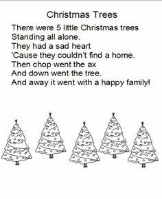 christmas tree poem kindergarten creativepoem co