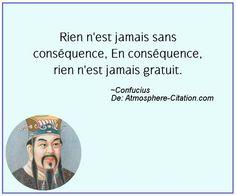 Citation de Confucius – Proverbes Populaires