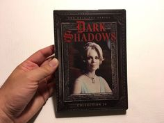 DARK SHADOWS COLLECTION 20 4 DVD 40 Episodes OOP Horror Show Vampires
