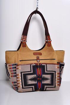 Southwest Style Handbag