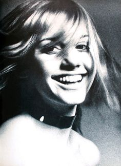 Olivia Newton-John by David Bailey, Vogue UK April 1970