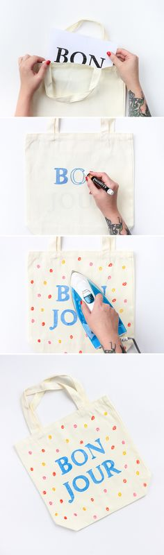 Learn to make this washable market tote in only 30 minutes!  #StyleByAisle #PaintersStyle