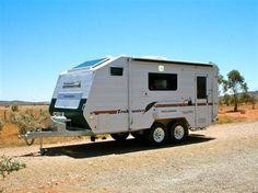Trakmaster Nullarbor | Off-Road Caravan