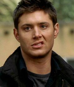 DEAN AND HIS EXPRESSIONS LOL