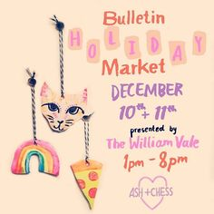 round 2: hand painted ornaments, tote bags, and holiday cards! ✨⛄️🍕 . . . #stationery #greetingcards #graphicdesign #illustration #stationerydesign #illustrator #supportlocalart #supportsmallbusiness #greenpoint #williamsburg #brooklyn #brooklynart #ornaments #holidaymarket #brooklynmarket #thewilliamvale #brooklynpopupmarket #totebags #pizza