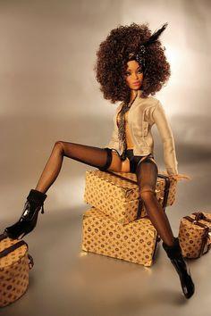 L.V Barbie  | The House of Beccaria