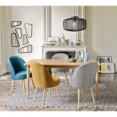 Rugs Home & Furniture Sofa Set Designs, Living Room Chairs, Dining Room Table, Dining Chairs, Dining Furniture, Home Furniture, Sweet Home, Living Room Decor Inspiration, Colourful Living Room
