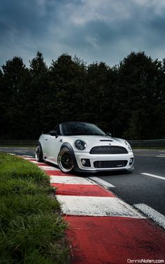 MINI JCW. by Dennis Noten