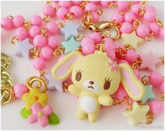 Hey, I found this really awesome Etsy listing at http://www.etsy.com/listing/161163745/sugarbunny-necklace-hanausa-figure-long