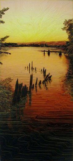 Fibre Art Network > Artist Gallery > Vivian Kapusta
