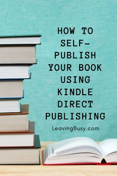Writing and self-publishing your book. It's the ultimate lifetime dream for those with a passion Writing A Book Outline, Book Writing Tips, Kids Writing, Creative Writing, Writing Ebooks, Start Writing, Writing Resources, Writers Write, Book Authors