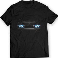 Bmw E39 M5 540 Headlights Glow S62 V8 Engine Angel Eyes Holiday Gift  Birthday Honda Civic 21438c2130f4e