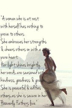 WOMAN - on a spiritual journey
