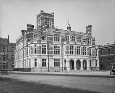 Westminster Sessions House, Parliament Square #lostlondon