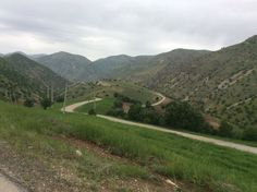 The Beauty of Javanroud county in the Province Kirmaşan Iran.