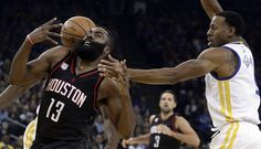 Rockets end Warriors' 12-game winning streak in 2OT thriller = After the Los Angeles Clippers whooped up on the defending champion Cleveland Cavaliers in the first half of Thursday night's TNT doubleheader, apparently the Basketball Gods decided to reward those who sat through that.....