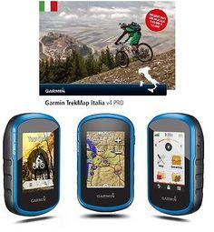 GPS Trekking Escursionismo Sci Alpinismo GARMIN ETREX TOUCH 25 + Trek Map Italia GPS Portatile Trekking Escursionismo Sci Alpinismo GARMIN ETREX TOUCH 25 + Trek Map Italia v4 PRO codice articolo 020-00182-06 eTrex Touch 25 è il nuovo GPS portatile per tutta la famiglia per le  attività all'aperto, ideale per chiunque desideri muovere i primi passi  nelle attività outdoor, dai cicloturisti e gli escursionisti amatoriali  ai nuovi cacciatori di geocache.  La serie eTrex è la più famosa e…