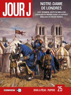 Jour J : Notre-Dame de Londres, et si la France et l'Angleterre ne faisait qu'un seul royaume ? http://www.ligneclaire.info/pilipovic-duval-pecau-blanchard-40714.html