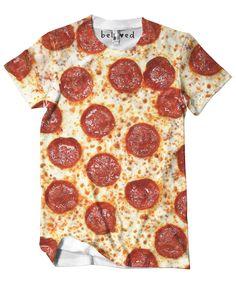 Pizza Men's Tee