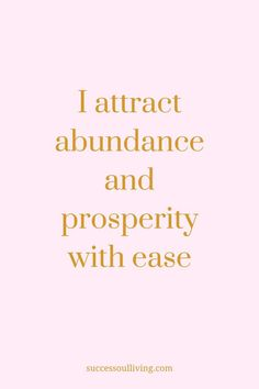 """Use these abundance affirmations to reprogram your mind for success and abundance. Several years ago, I healed myself from what doctors called """"chronic"""" Affirmations and meditation to reprogram your mind for wealth and success. Prosperity Affirmations, Positive Affirmations Quotes, Affirmations For Women, Morning Affirmations, Money Affirmations, Affirmation Quotes, Affirmations For Success, Mindset Quotes Positive, Gratitude Challenge"""
