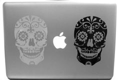 Hey, I found this really awesome Etsy listing at https://www.etsy.com/listing/125359826/sugar-skull-set-vinyl-sticker-decals