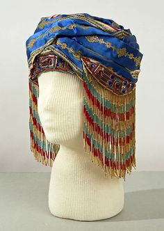 Fancy dress costume, American, c. 1925