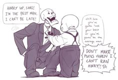 http://theslowesthnery.tumblr.com/post/134945458793/papyrus-was-very-busy-during-the-whole-wedding