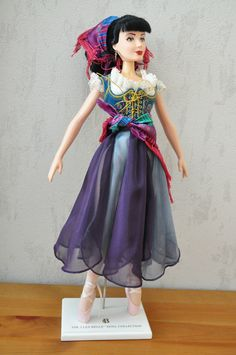 Clea Bella gypsy's Dance outfit only fits Tonner Deja Vu not complete in Dolls & Bears, Dolls, Clothing & Accessories, Fashion, Character, Play Dolls | eBay