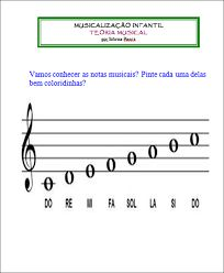 Resultado de imagem para músicalização atividades