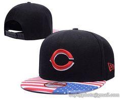 6a5ee147bdc Cincinnati Reds Snapback Hats Baseball Caps Black USA Flag-Brim