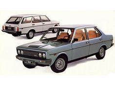 Fiat 131 My first love