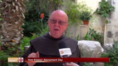 Yom Kippur: Atonement Day. On the holiest day of the Jewish calendar, Yom Kippur, all of Israel shuts down. A silence full of penitence and reflection. (watch the 3:07 minute video)
