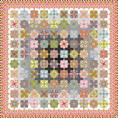 Shop | Category: Whats New! | Product: Quatro Colour Quilt