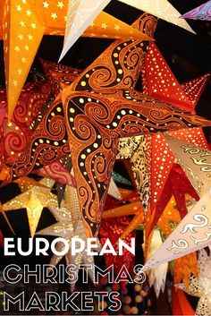 Travel tips for visiting a Christmas market in Europe, including what to eat and what to buy.